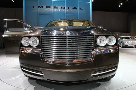 Chrysler Imperial Concept Chrysler 300c Forum 300c Srt8 Forums