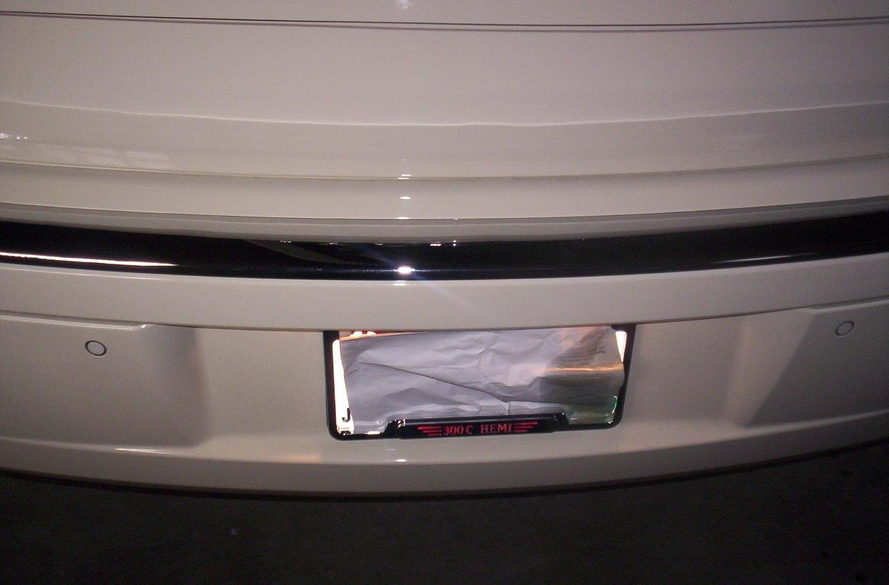 EXPIRED: Hemi License Plate Frame   Page 3   Chrysler 300C Forum .