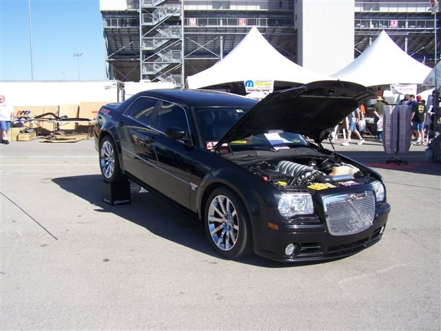 Chrysler 300 Srt8. 300C SRT8 STS Twin Turbo