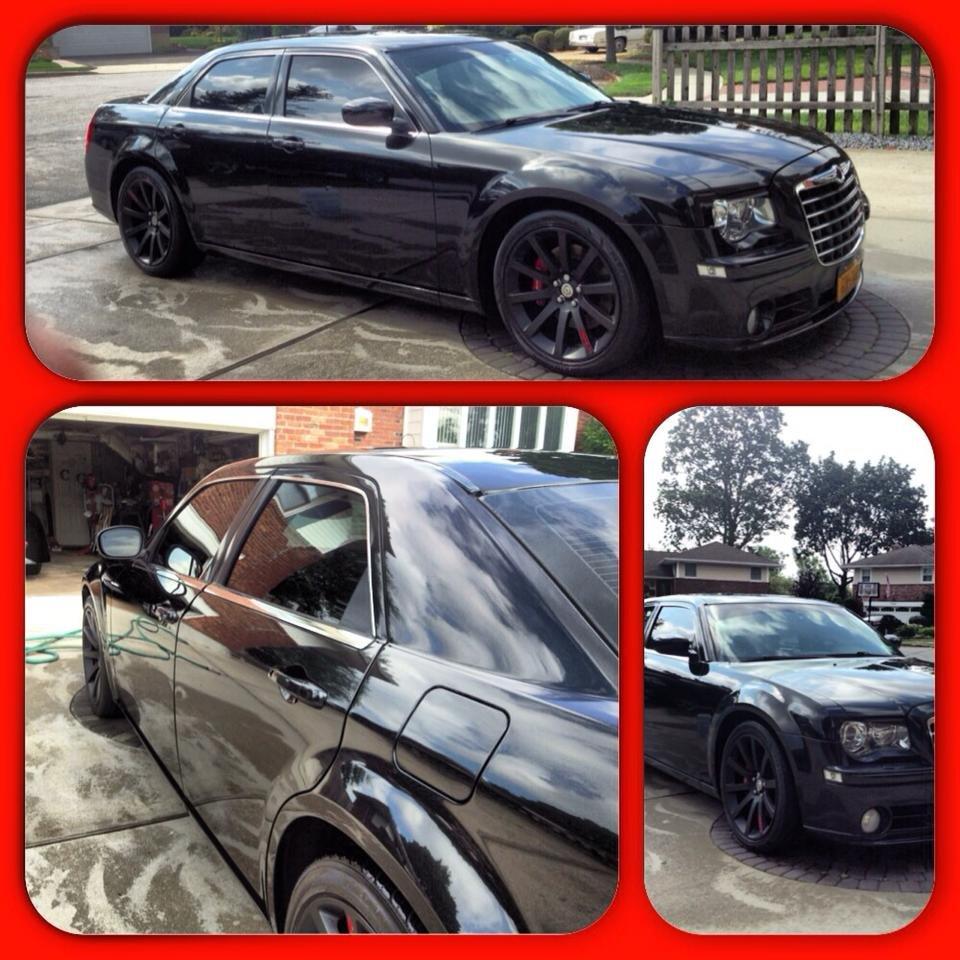 2006 Chrysler 300 168000 Miles: EXPIRED: (feeling It Out)FS 2006 300c SRT8 Black Long
