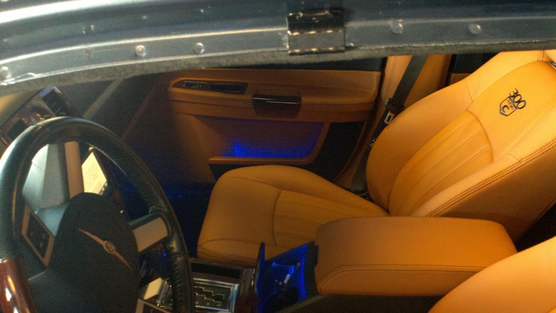 chrysler cars interior wallpaper