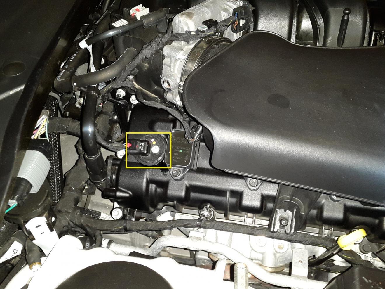 how to change gasket valve cover on engine pentastar 2014