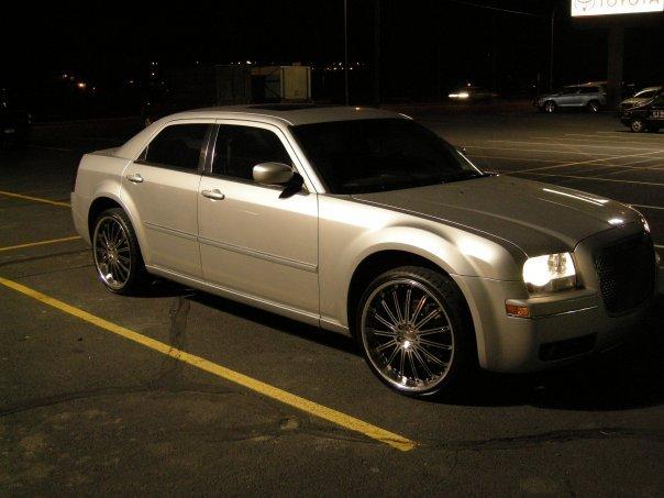 D Chrysler Awd Wheels Touring Rwd