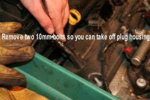 D How Change Spark Plugs Chrysler C Remove Mmbolts