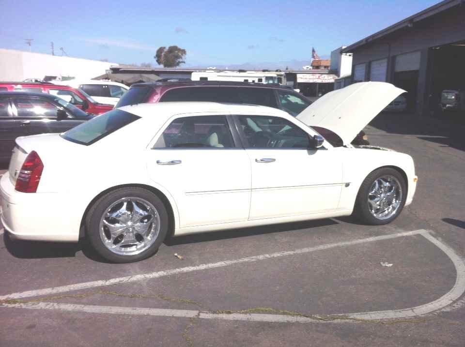 Major Barn Find Chrysler 300c Forum 300c Amp Srt8 Forums