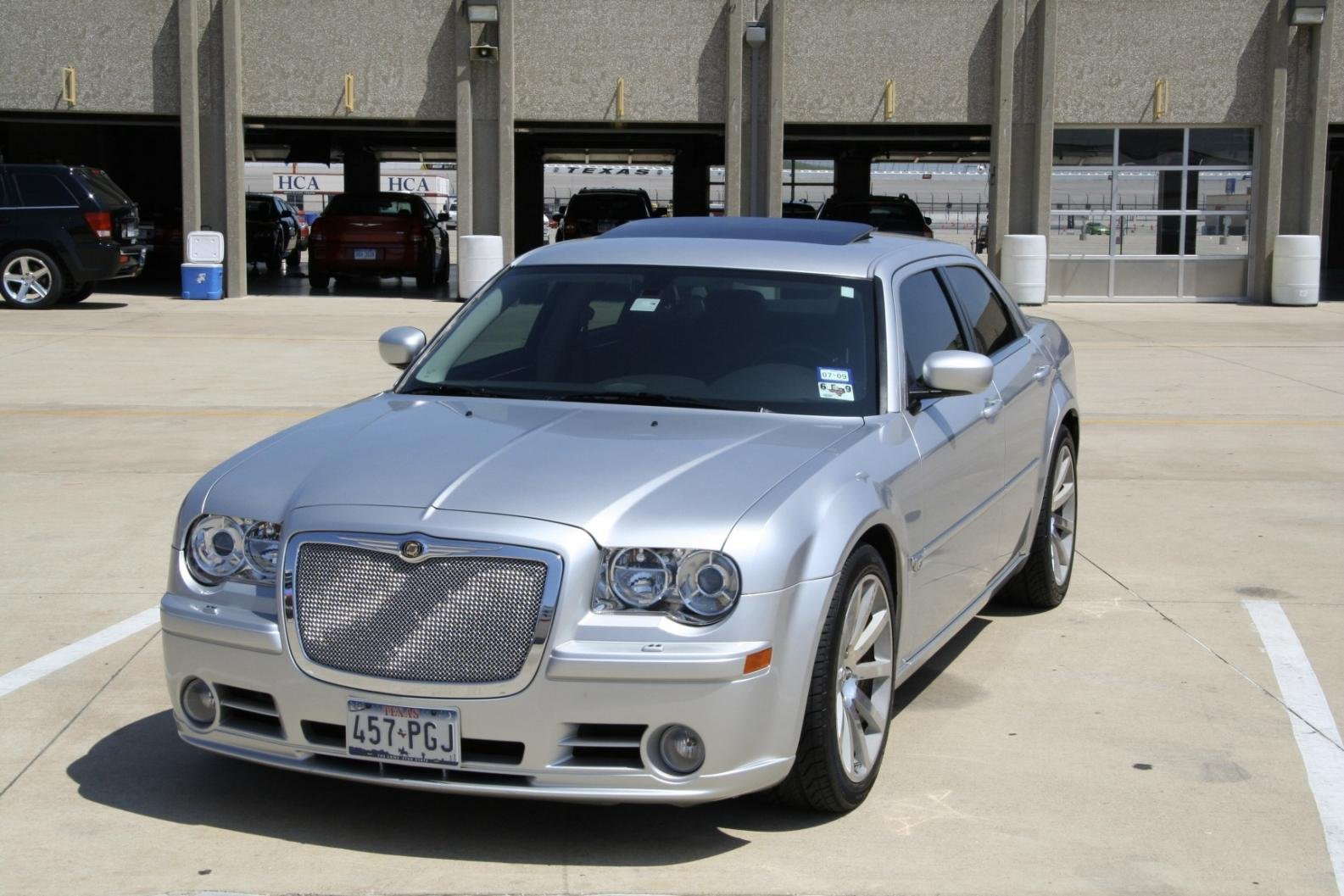 Expired Sell Of 2006 Chrysler 300 Srt8 35 122 Miles