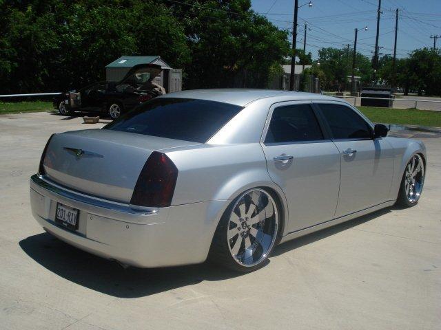 chrysler 300c rim. wheels - Chrysler 300C