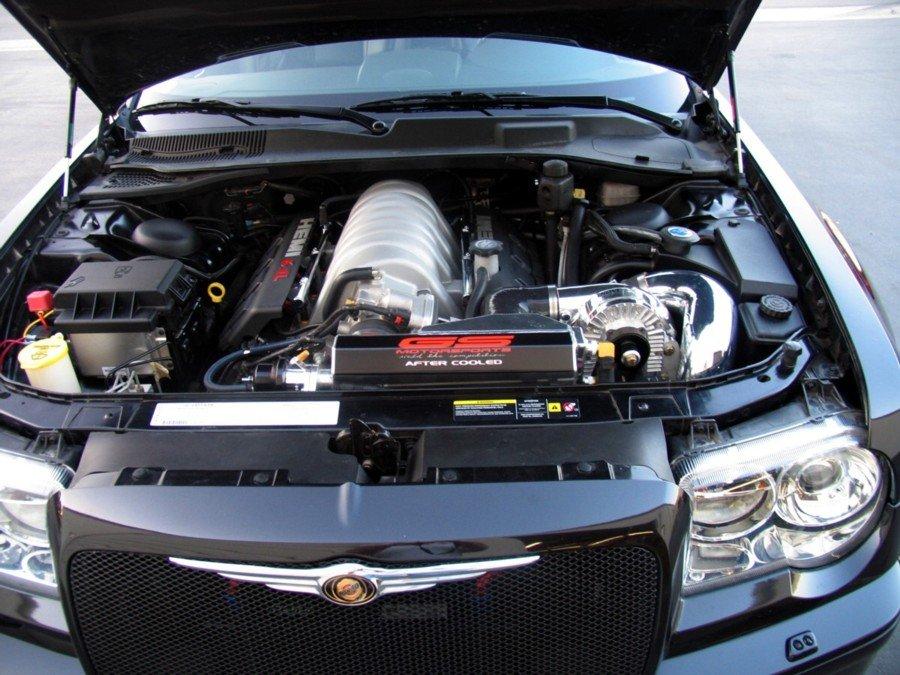 2012 Chrysler 300 SRT8 Supercharged