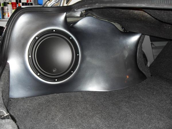 2011 Chrysler 300 300C Custom Sub Box Subwoofer Speaker Enclosure