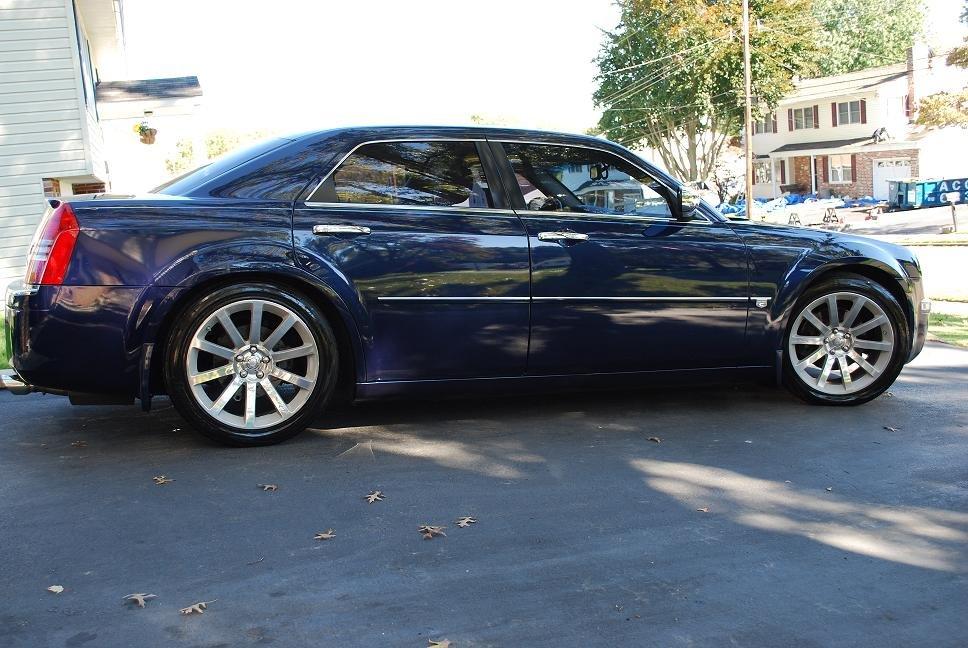 Worksheet. EXPIRED 2005 Chrysler 300C Hemi Midnight Blue wmods mild