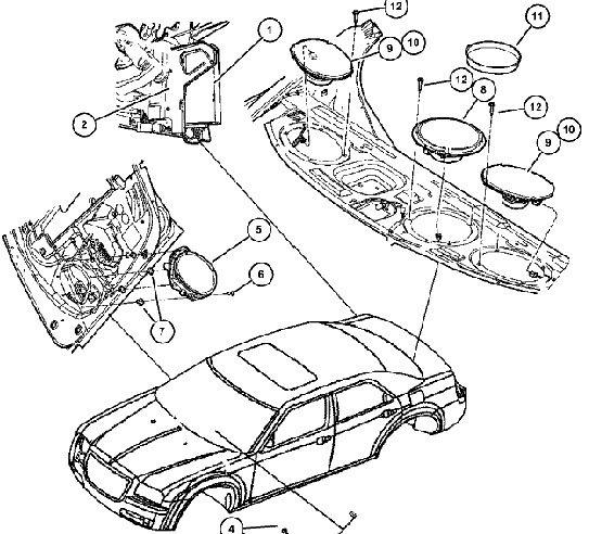 2007 Jeep Grand Cherokee Boston Acoustics Wiring Diagram