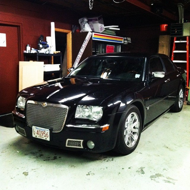 Chrysler 300c Forum 300c: New Member, Long Time Advice Getter