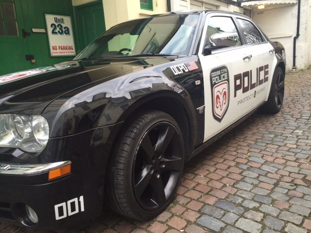 Click Image For Larger Version Name 300c Police 2