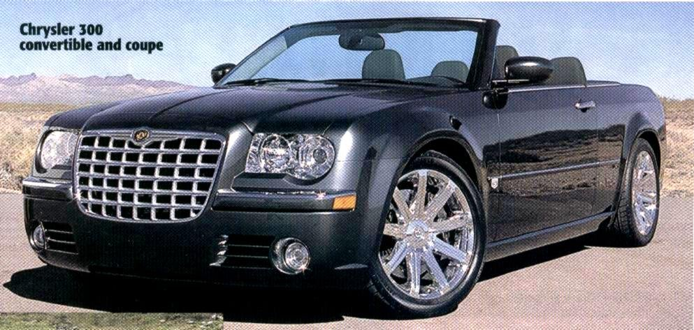 wow this looks nice convertible chrysler 300c forum. Black Bedroom Furniture Sets. Home Design Ideas