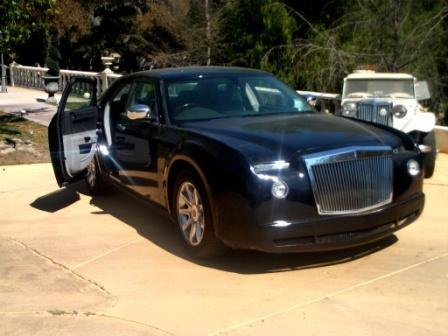 Chrysler 300 phantom kit