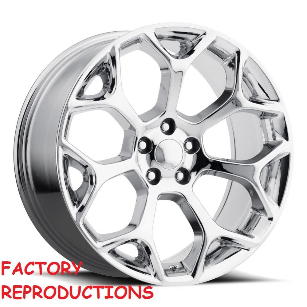 Hellcat And 2016 300C SRT Wheel Replicas