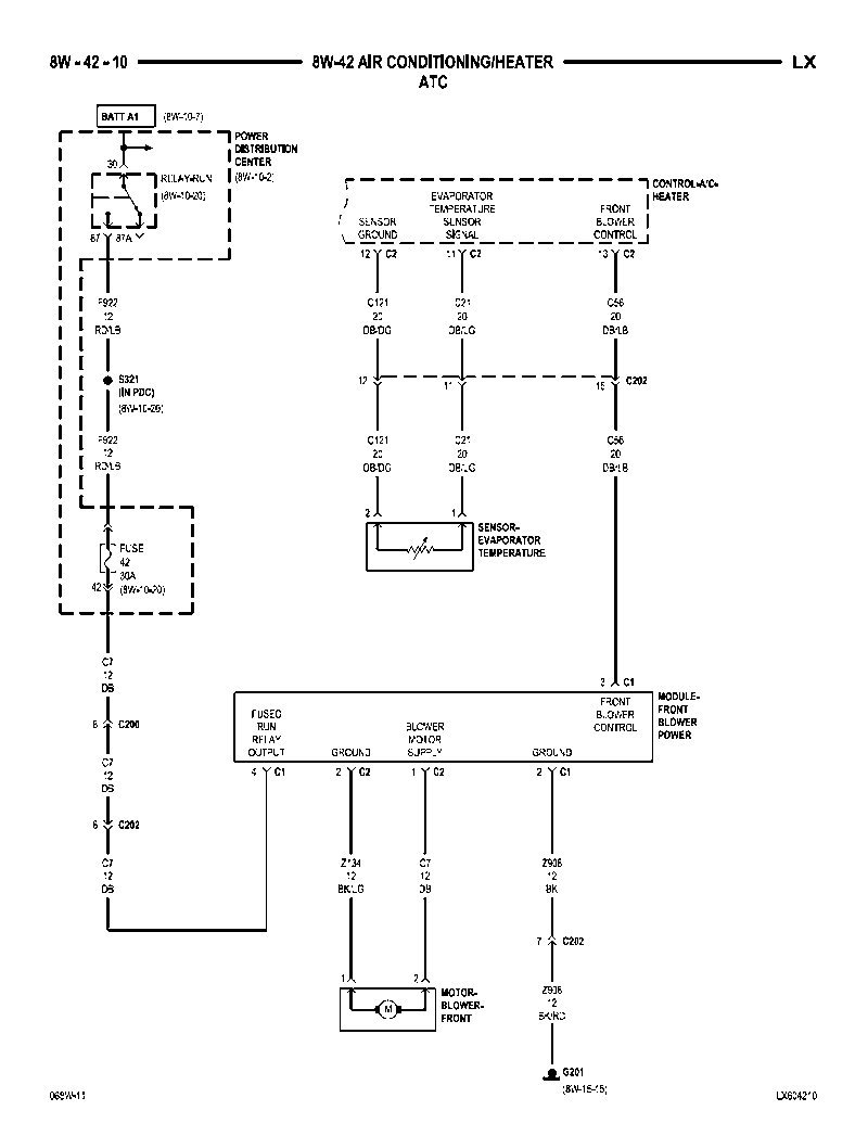 chrysler 300 ac wiring diagram