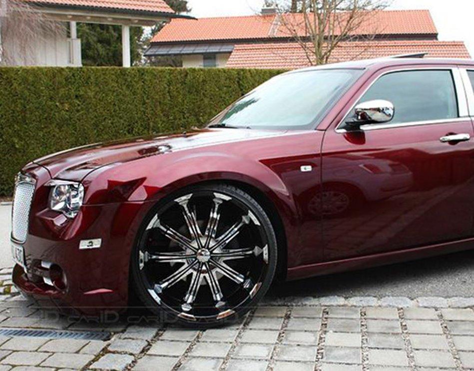 Chrysler 300 Black Rims >> Can 24 inch rims be done without mods? - Chrysler 300C Forum: 300C & SRT8 Forums