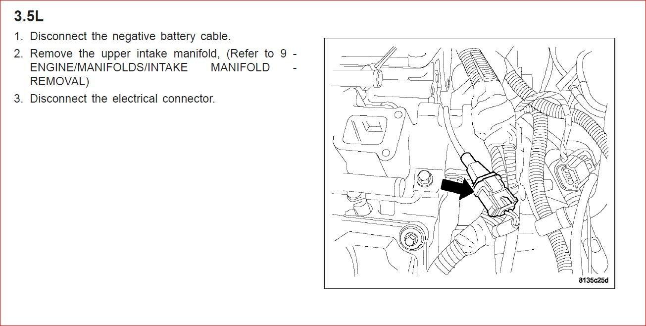 Chrysler Engine Knock Sensor Wiring Diagram Trusted Diagrams Pathfinder 3 5l Library Of 4 Channel Amp Speaker
