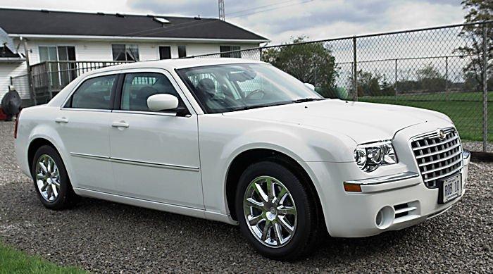 Chrysler 300 White >> 2008 Ltd Stone white/ dark grey interior - Chrysler 300C Forum: 300C & SRT8 Forums