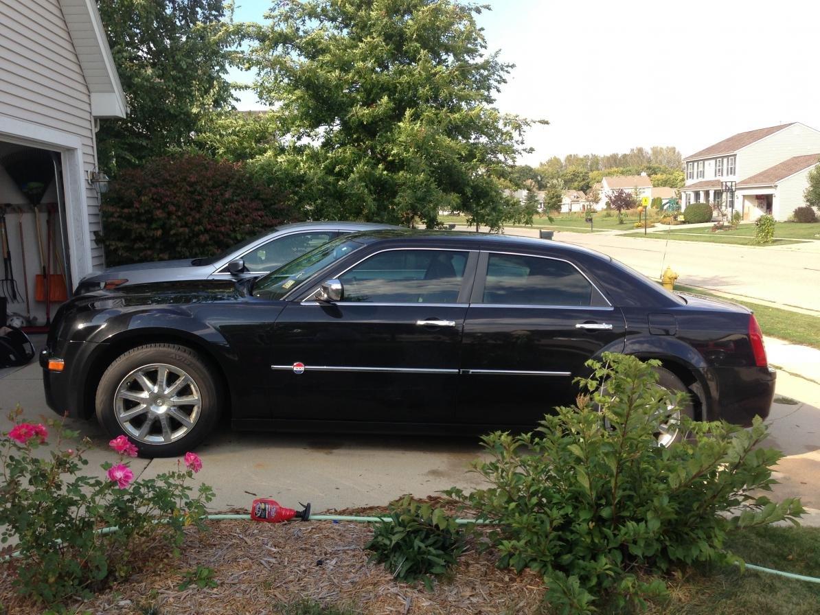 EXPIRED: 2006 Chrysler 300C Heritage Edition - Black - Chrysler 300C on chrysler 300m on 18s, walter chrysler pacifica edition, chrysler 300 parts, chrysler 300 tune-up, chrysler v1.0, chrysler girl,
