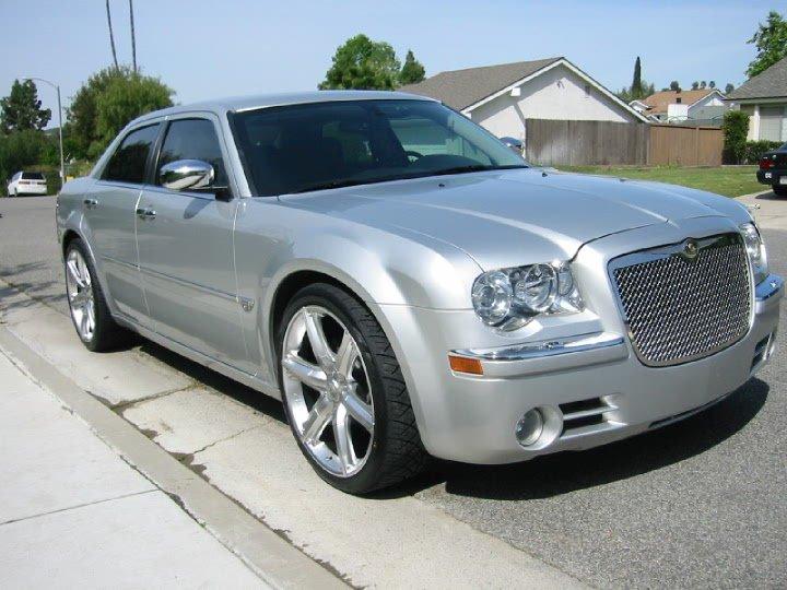 """Silver 300c - New 22"""" Shoes -cec-826ls - Chrysler 300C ..."""