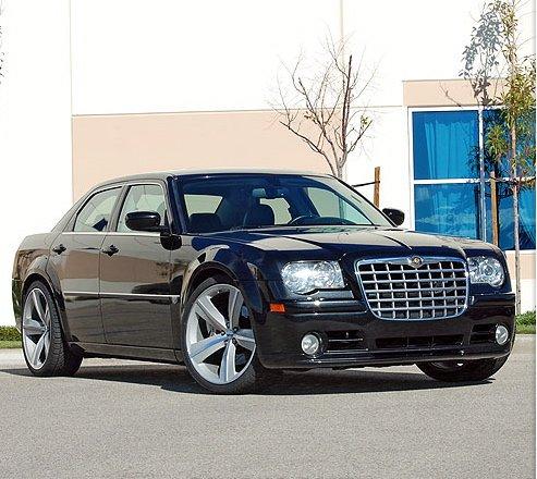 "22"" Challenger Srt8 Rims On My 300 - Chrysler 300C Forum: 300C & SRT8 Forums"