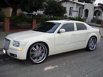 "24"" rims or 22"" 3pc rims, which one is better? - Chrysler ..."