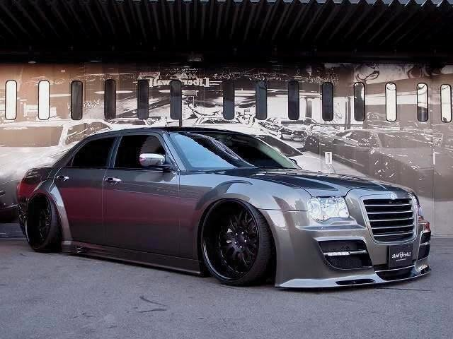Chrysler 300 Wide Body >> Help Finding a Body Kit - Chrysler 300C Forum: 300C & SRT8 Forums