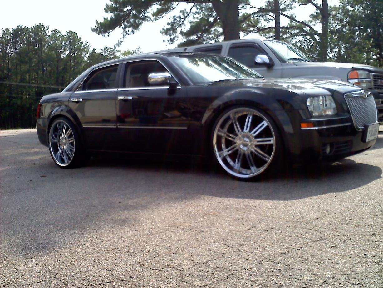 My Chrysler 300 24's