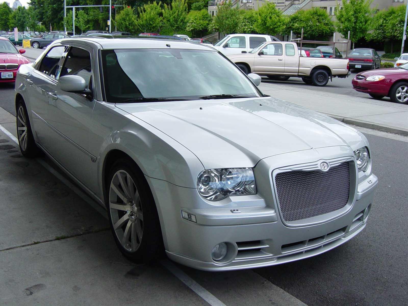Silver srt8300c exteriors chrysler 300c forum 300c chrysler 300c forum 300c srt8 forums vanachro Image collections