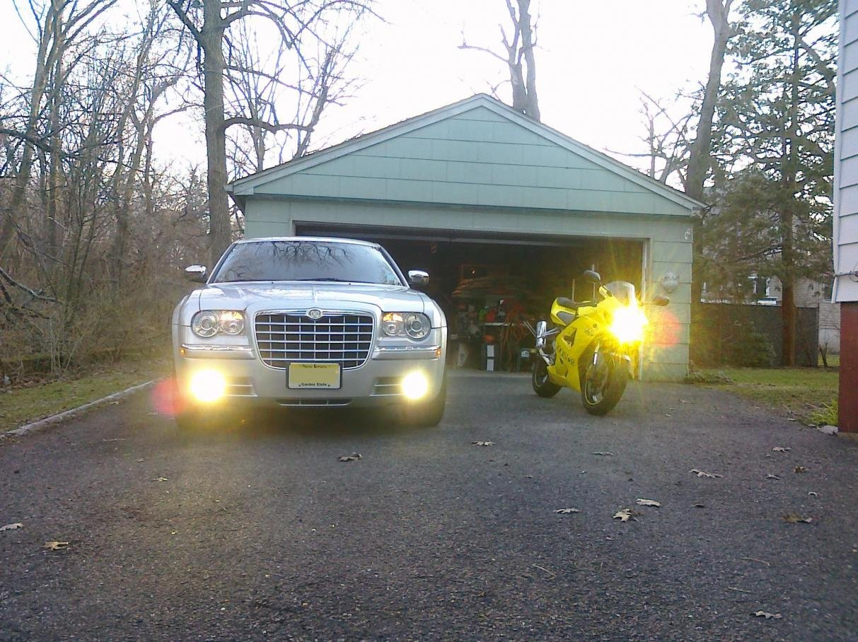 Just Get 3000k Yellow Hid S In The Fog Lights