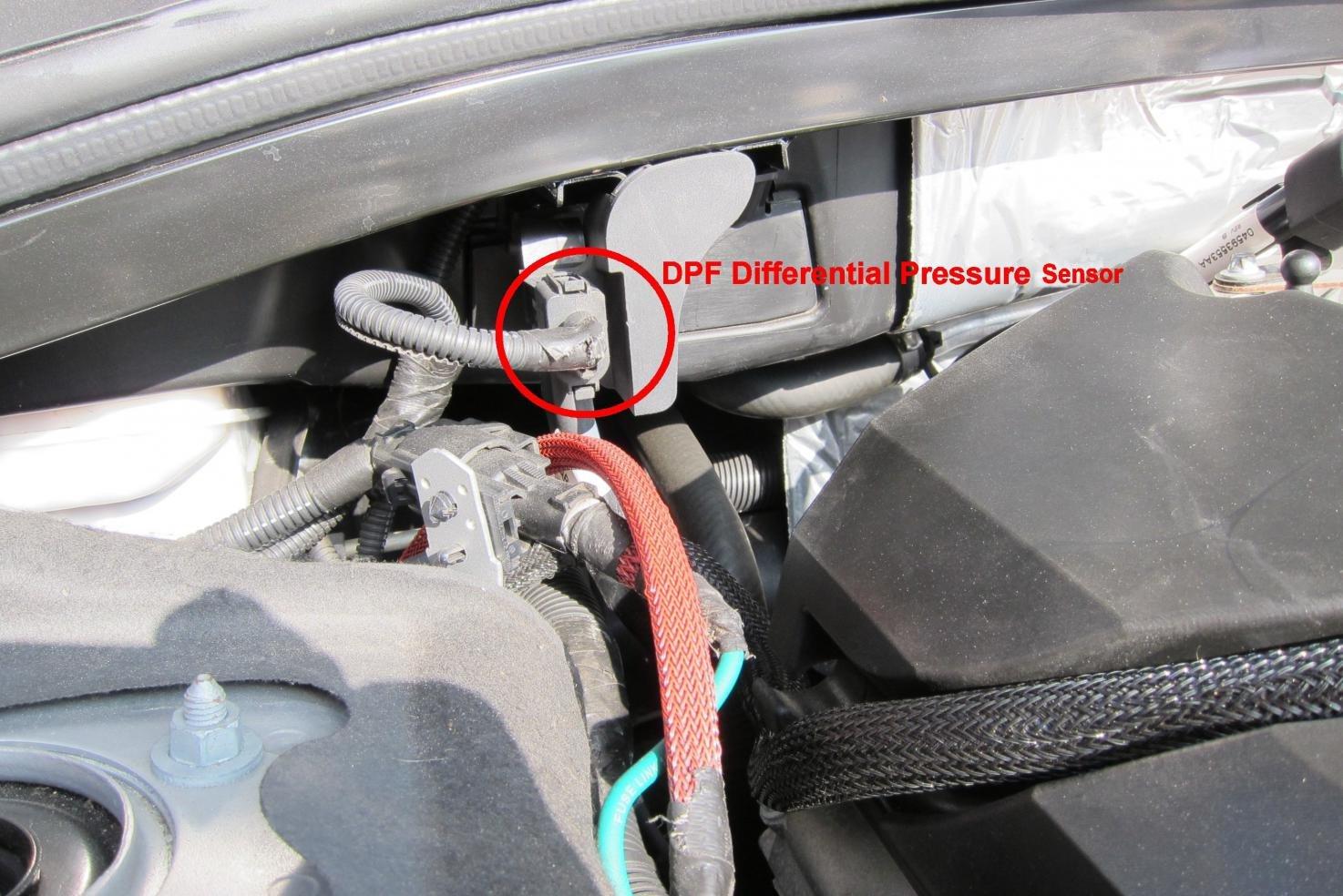 DPF resistor mod | Chrysler 300C & SRT8 Forums