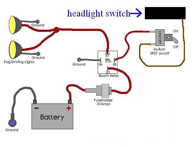 how to trigger a led light bar? chrysler 300c \u0026 srt8 forums Mustang Headlight Switch Wiring Diagram