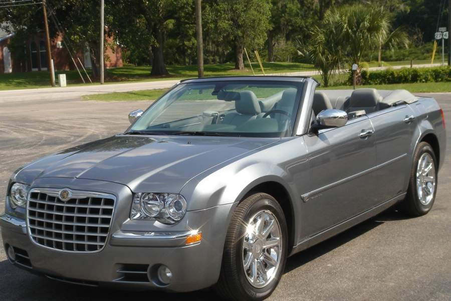 EXPIRED for sale2006 300c CONVERTIBLE loaded  Chrysler 300C