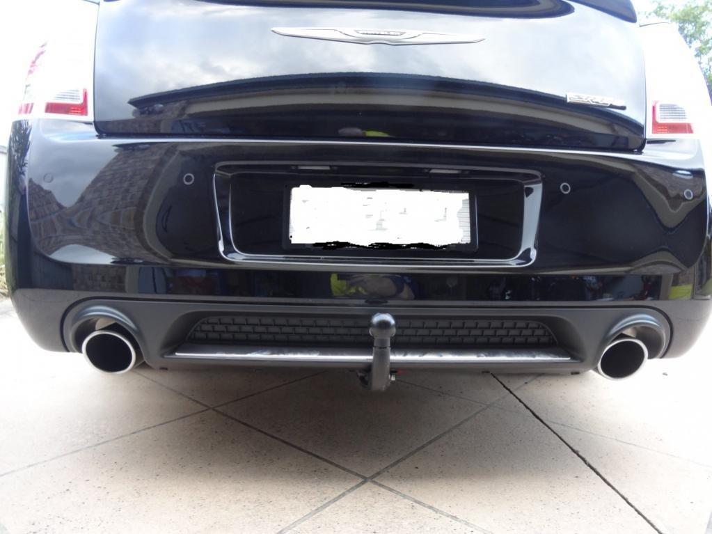 201213 SRT8 Tow Bar Page 2 Chrysler 300C Forum 300C SRT8