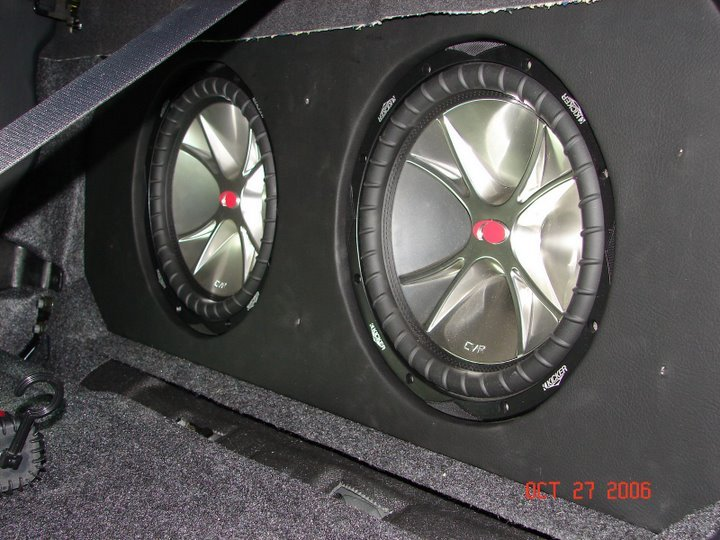 Car Audio Set Up