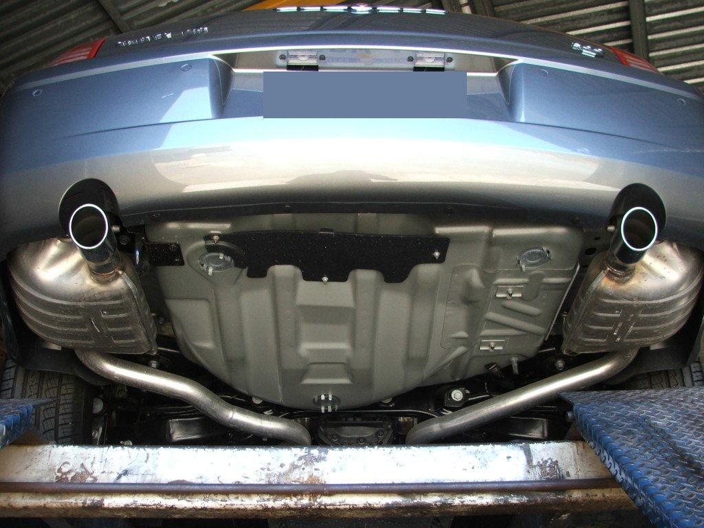 2013 SRT8 Resonator mod done! - Page 6 - Chrysler 300C Forum: 300C & SRT8 Forums
