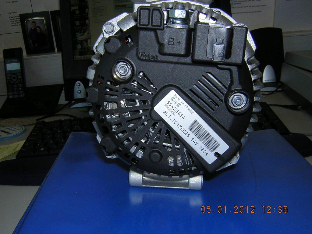 CRD Alternator breakdown  Page 6  Chrysler 300C Forum 300C