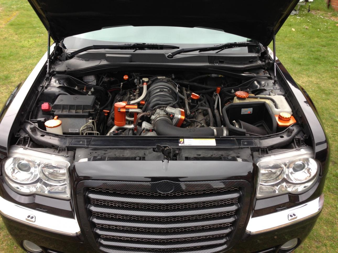 2006 chrysler 300c specs