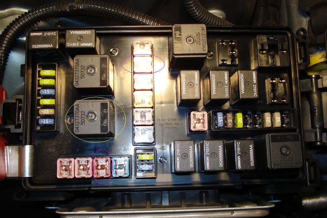 Chrysler Town And Country Wiring Diagram Fuse Box Power Outlet Fuse further Chrysler Blok Kapot in addition D Chrysler C Battery Draining A When Ignition Off Img M further B F E F also Px Dodge Caliber. on 2008 chrysler 300 fuse diagram