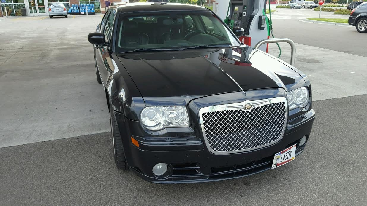 Just bought a 2006 300c srt8 chrysler 300c forum 300c srt8 forums click image for larger version name front viewg views 133 size vanachro Image collections