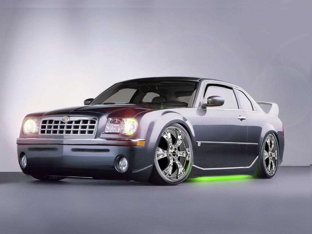 Chrysler 300 coupe