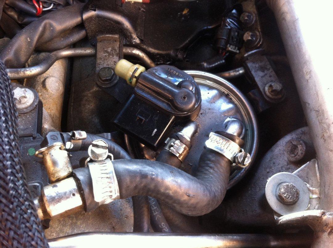 300c diesel fuel filter change, 5 pin connector? | chrysler 300c & srt8  forums  chrysler 300c forum