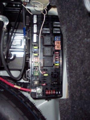 help please***rear fuse panel chrysler 300c forum 300c & srt8 forums 2007 dodge  magnum fuse box dodge magnum rear fuse box