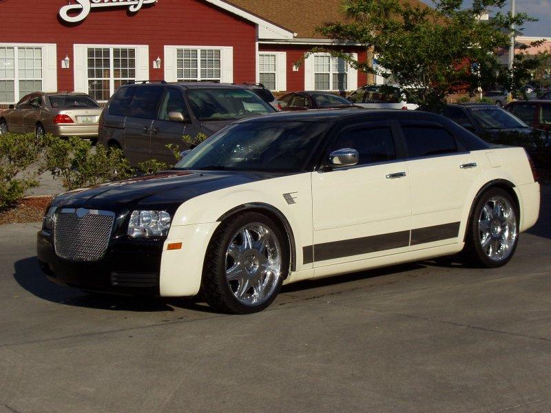 custom paint - Chrysler 300C Forum: 300C & SRT8 Forums