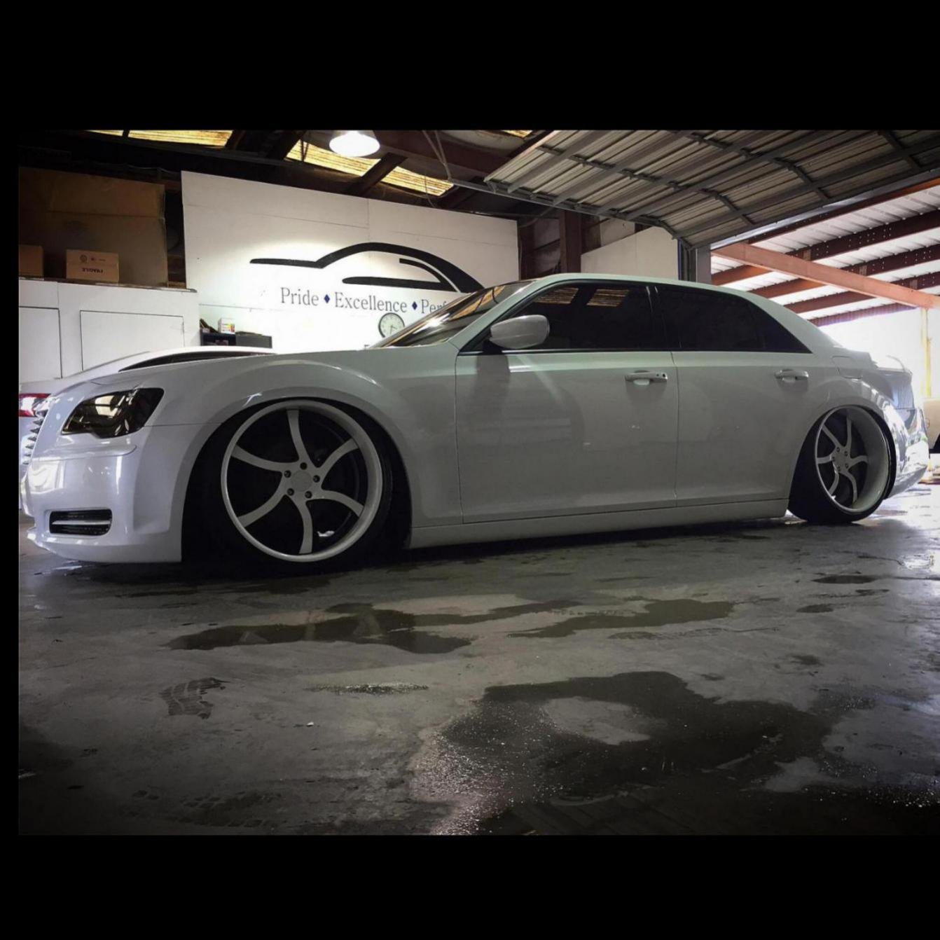 """My New 22"""" USW Forged Wheels"""