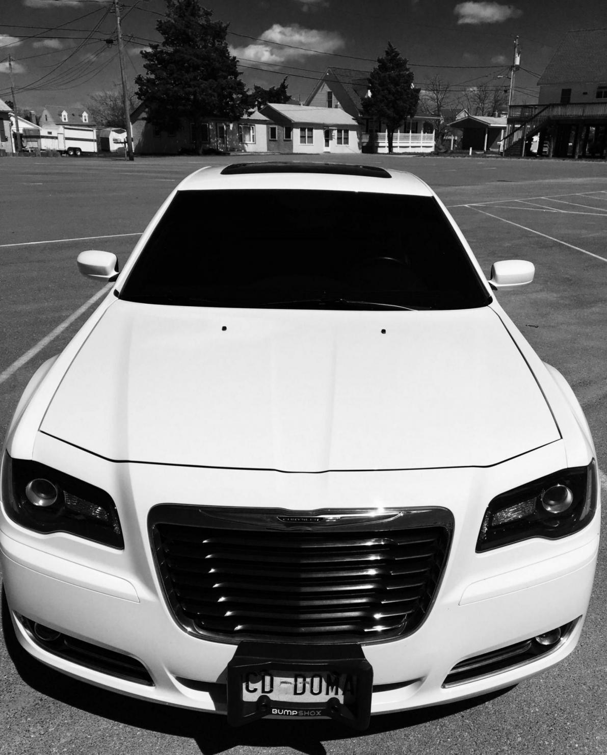 Chrysler 300c Forum 300c: 2013 White 300s Hemi For Sale