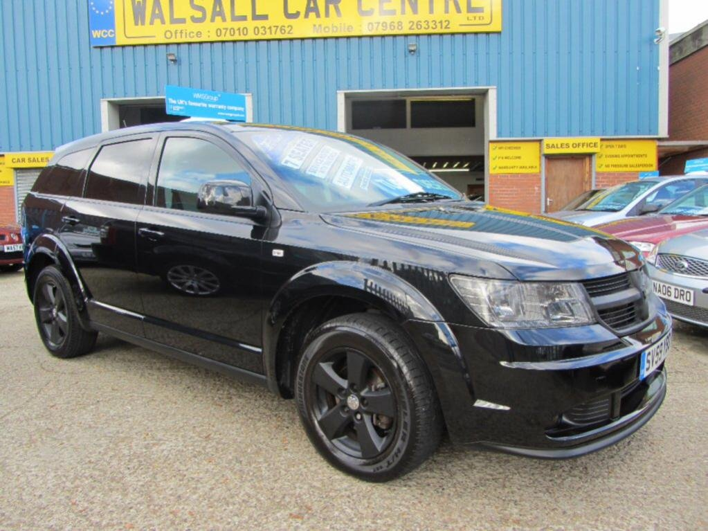 piece tuning dodge journey