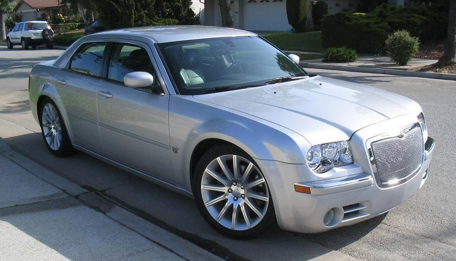 Chrysler srt design